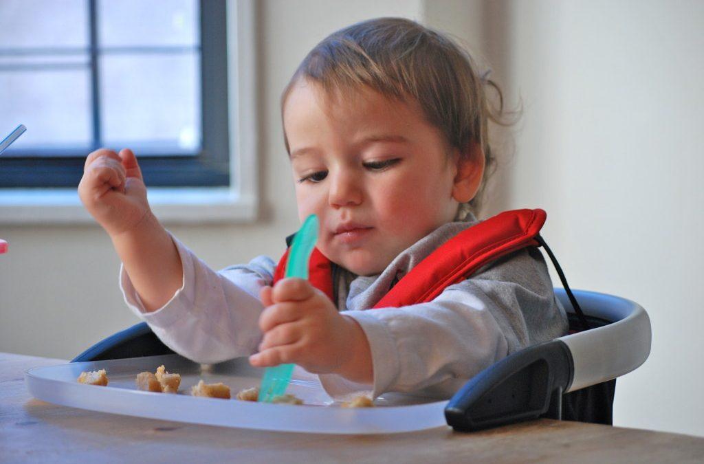 Developmental Milestones for Feeding