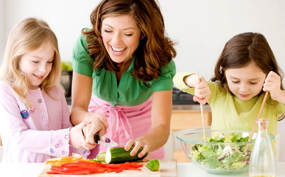 Simple Picky Eater Tips - Get Them Involved